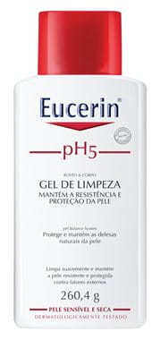 Eucerin pH5 Syndet Gel de Limpeza