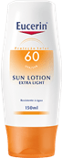 Eucerin Sun Lotion Extra Light FPS 50